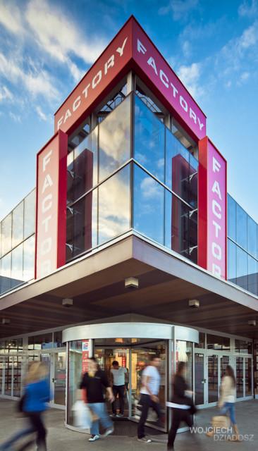Kampania reklamowa Factory Outlet