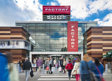 Factor Poznań zdjęcie zewnętrzne.