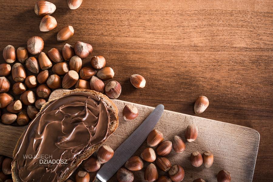 Fotografia reklamowa_Fotografia produktowa_Kromka z czekolada 1