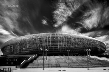 Arena w krakowie stadionu.