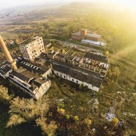 Fabryka Celulozy Słomowej CELSŁOM w Malczycach
