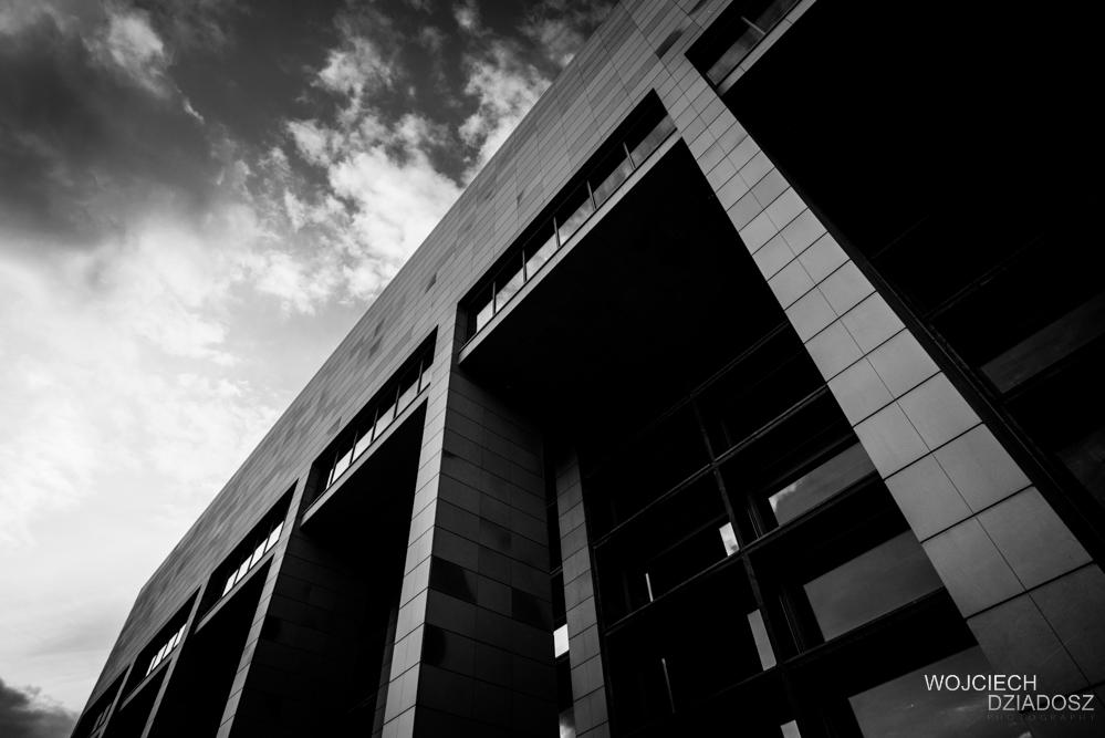 Fotografia_ Architektury Wrocław - Biblioteka 10