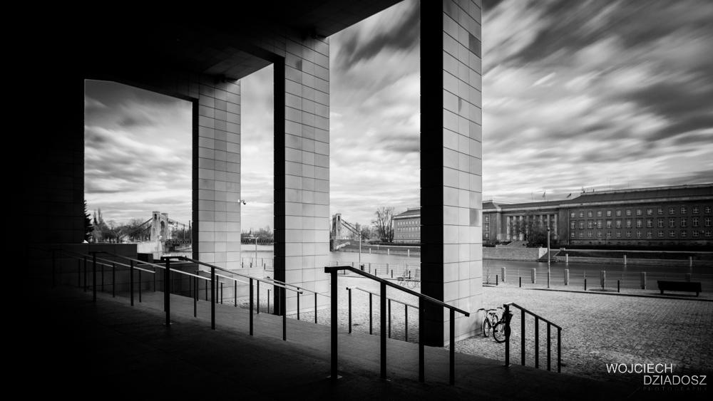 Fotografia_ Architektury Wrocław - Biblioteka 11