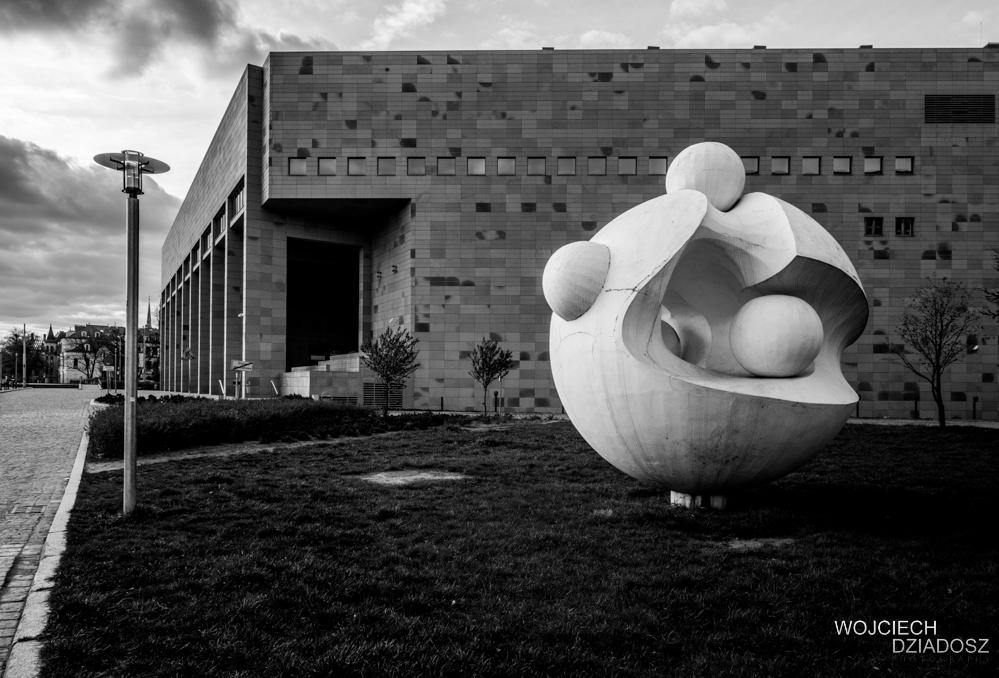 Fotografia_ Architektury Wrocław - Biblioteka 2