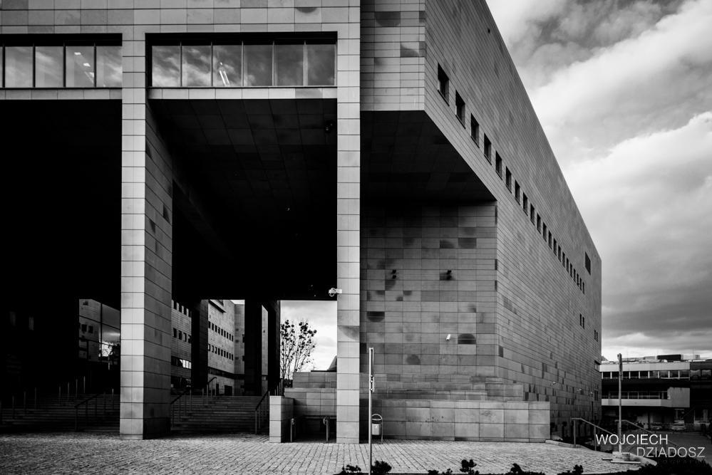 Fotografia_ Architektury Wrocław - Biblioteka 4