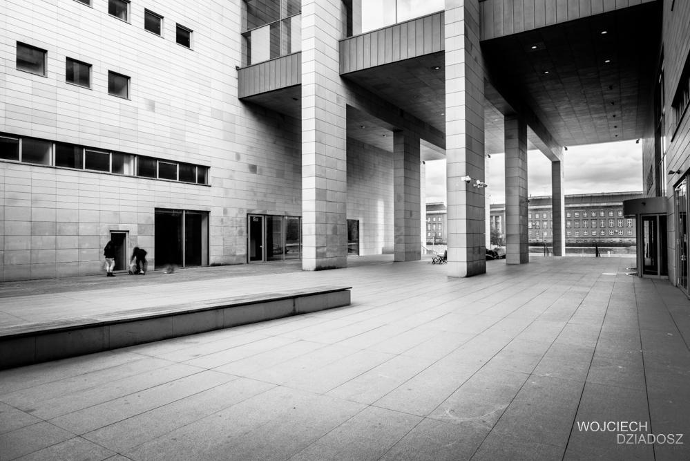 Fotografia_ Architektury Wrocław - Biblioteka 8