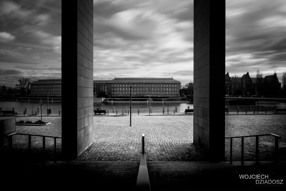 Fotografia_ Architektury Wrocław - Biblioteka 9