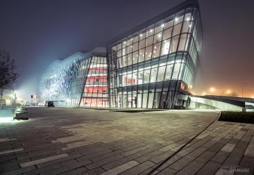 ICE krakow -- fotografia architektury.