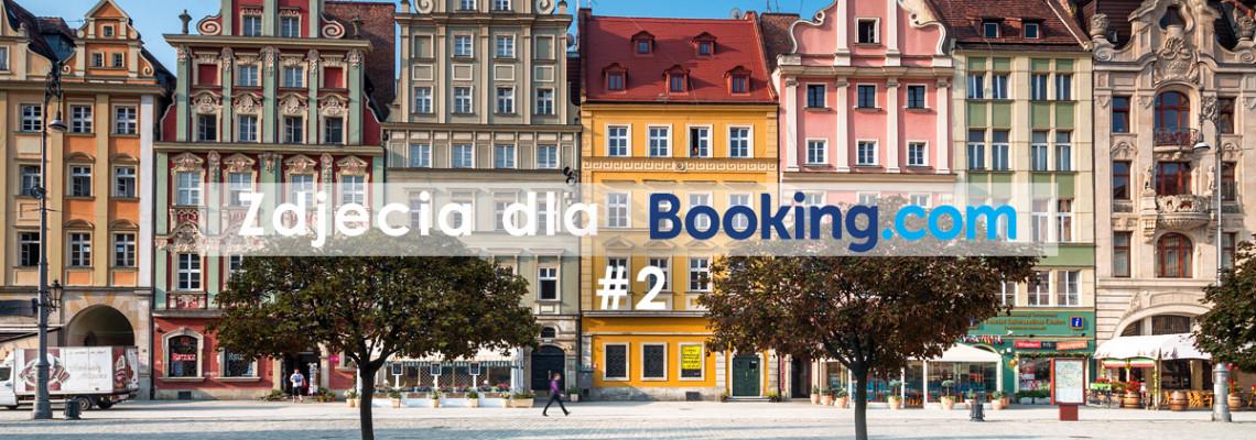 Zdjęcia dla booking.com #2 – Wrocław