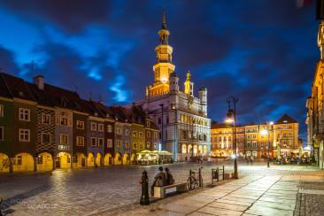 Fotografia Architektury miasta w poznaniu.