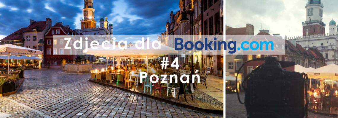 Zdjęcia dla Booking.com #4 – Poznań