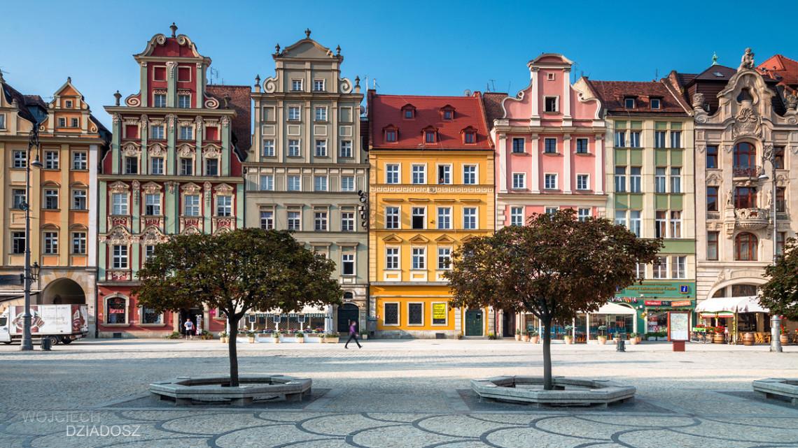 Wrocław architektura.