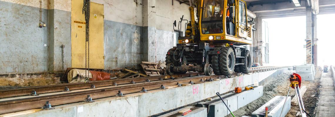 Reportaż z procesu montażu koryt | Hauraton