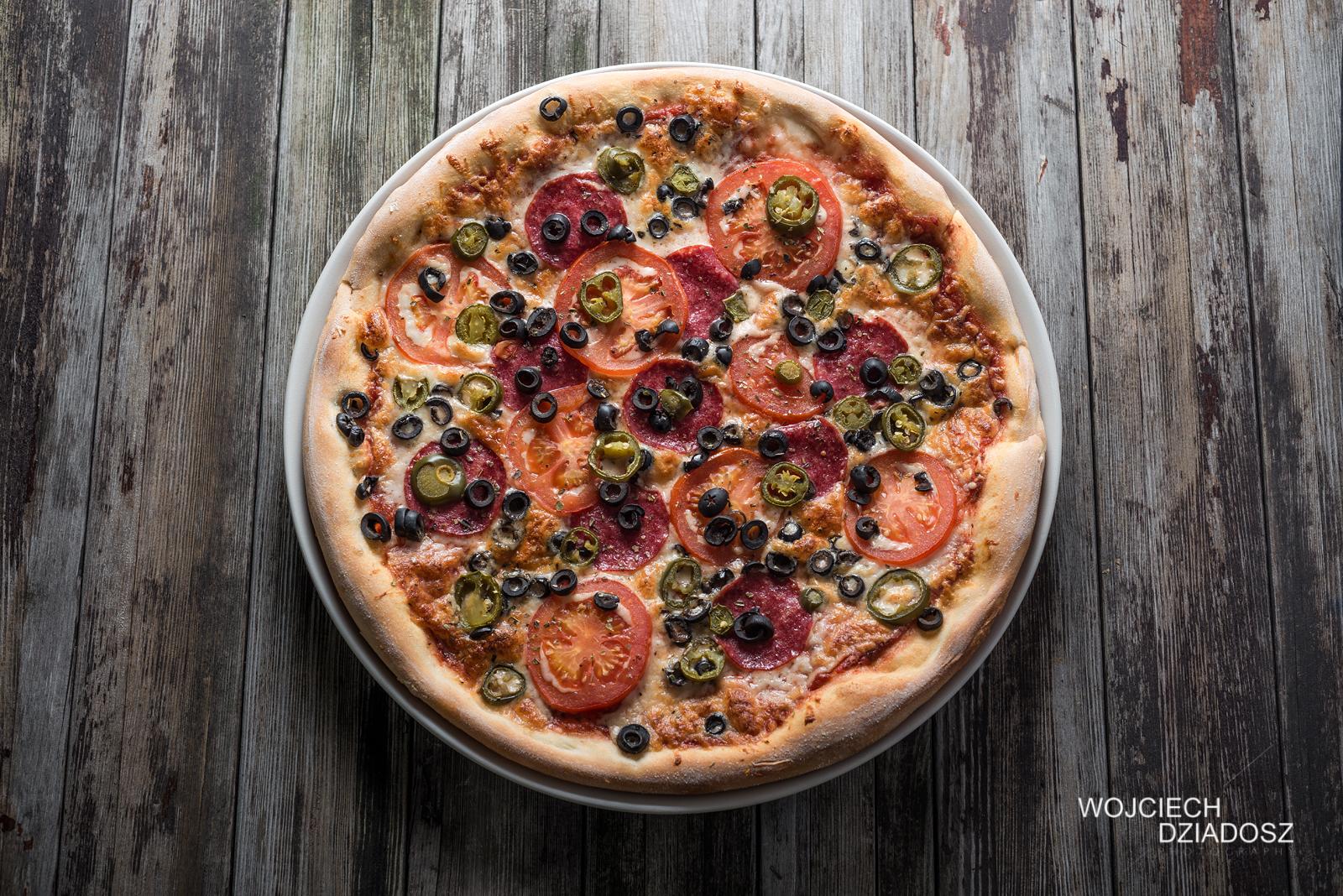 fotografia kulinarna wrocław - pizzeria sopranos 2