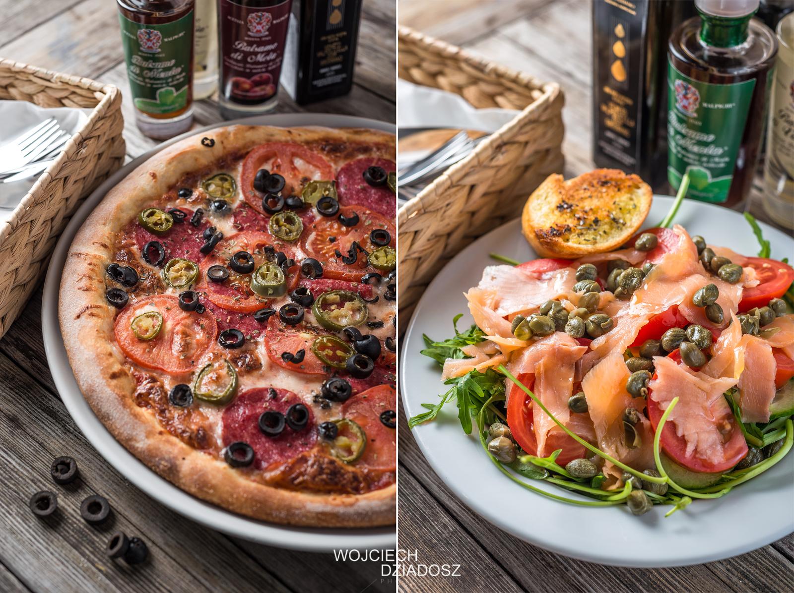 fotografia kulinarna wrocław - pizzeria sopranos