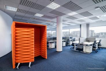 Fotografia wnętrz biurowych
