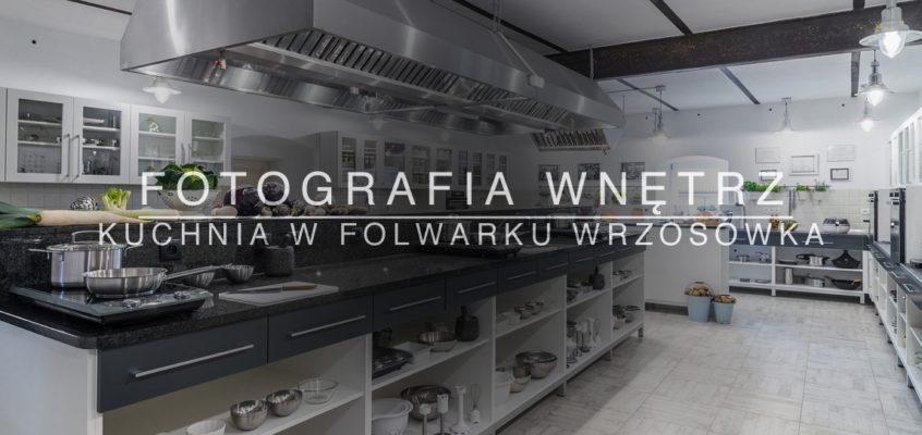 Zdjęcia wnętrz kuchni   Folwark Wrzosówka
