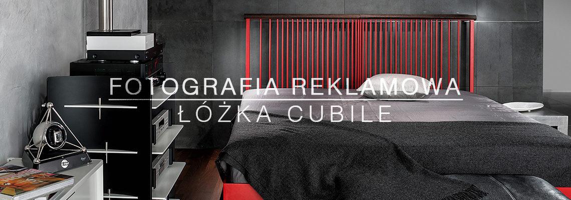 Zdjęcia reklamowe dla Cubile Łóżka