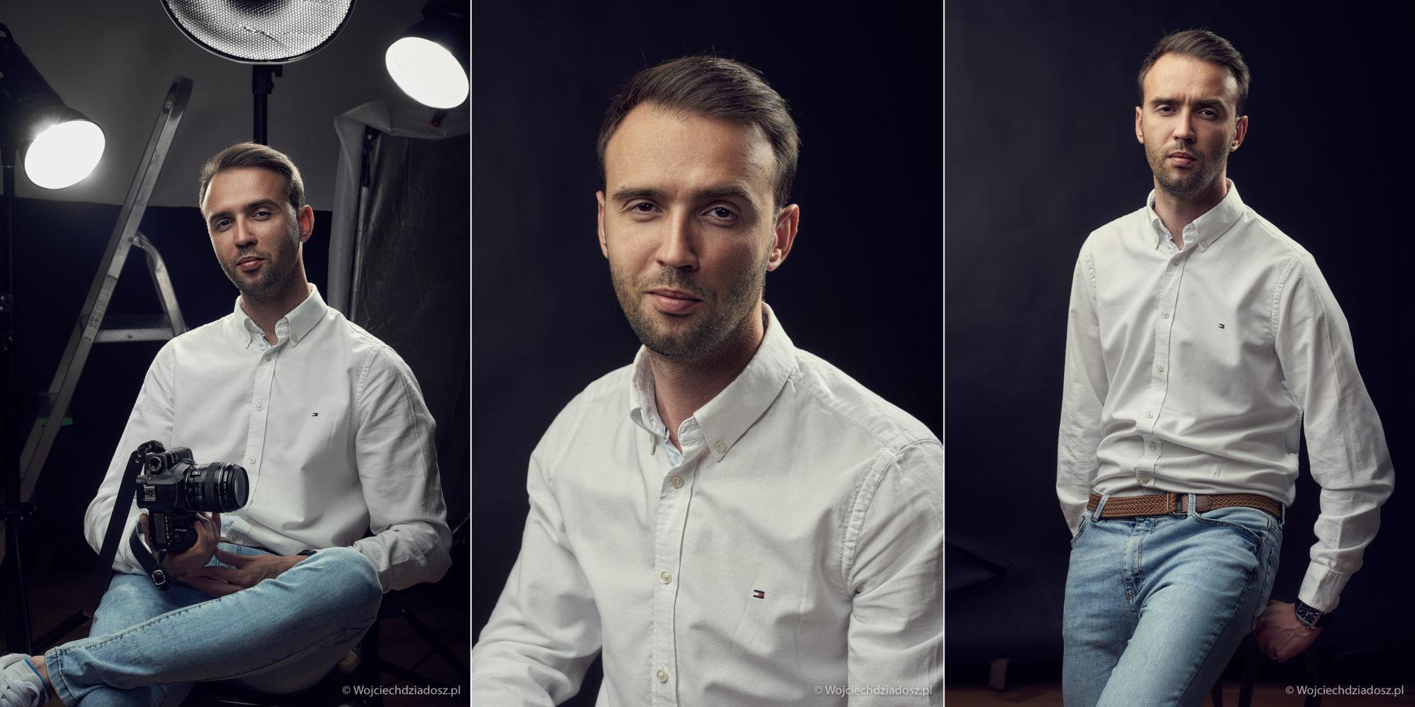 Profesjonalna fotografia wizerunkowa | Zdjęcia biznesowe | Fotografia korporacyjna | Portret | Ludzie | Warszawa | Wojciech Dziadosz