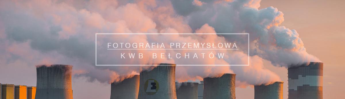 Zdjęcia przemysłowe dla PGE | KWB Bełchatów