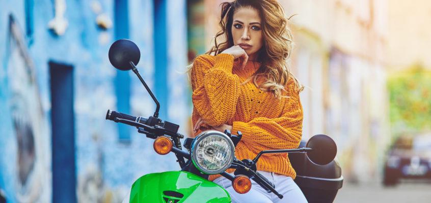 Zdjęcia reklamowe dla GoScooter