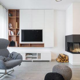Zdjęcia wnętrz mieszkania we Wrocławiu