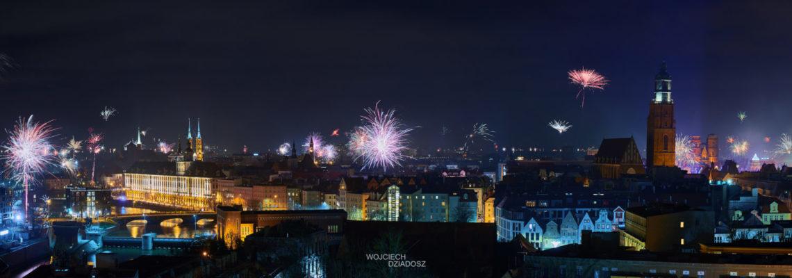 Szczęśliwego nowego roku! 2020